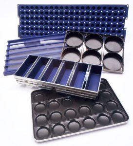 bakeware coated with BCS coatings