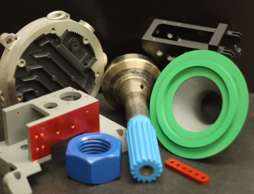 Fluoropolymer Coatings Aren't Just for Pans