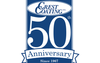 crest coating 50th anniversary