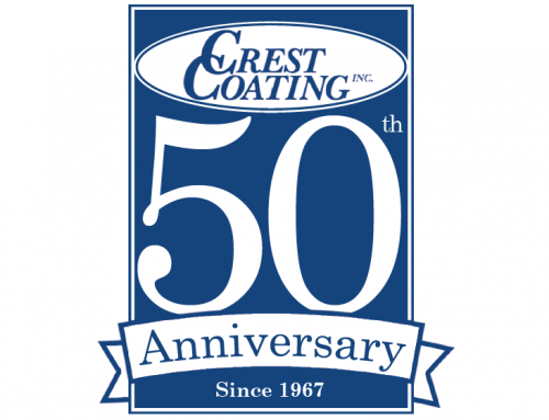 Crest Coating Inc. Celebrates its Fifty Year Anniversary