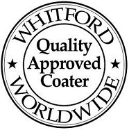 Whitford Quality Approved Coater logo