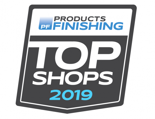 Crest Coating Recognized as a 'Top Shop' in the U.S. for 2019